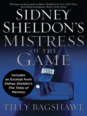 cover image of Sidney Sheldon's Mistress of the Game with Bonus Material