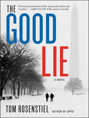 cover image of The Good Lie