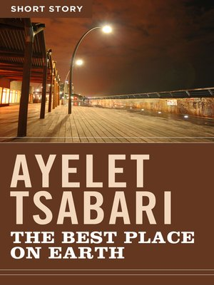 cover image of The Best Place On Earth