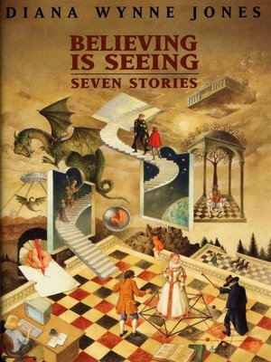 cover image of Believing Is Seeing