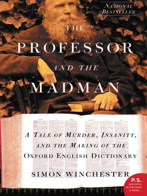cover image of The Professor and the Madman