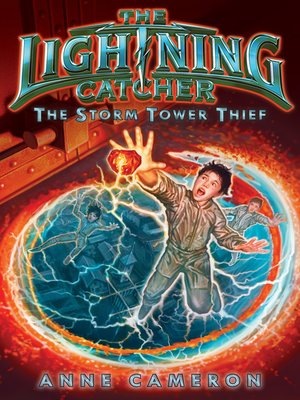 cover image of The Storm Tower Thief