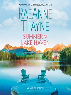 cover image of Summer at Lake Haven