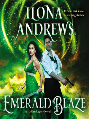 cover image of Emerald Blaze