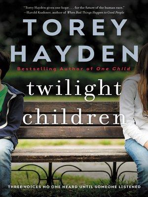 cover image of Twilight Children