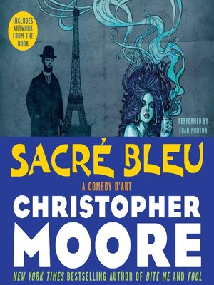 cover image of Sacré Bleu