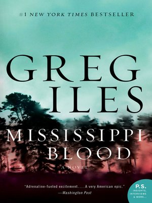 cover image of Mississippi Blood