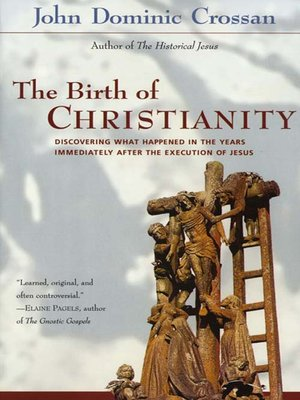 cover image of The Birth of Christianity