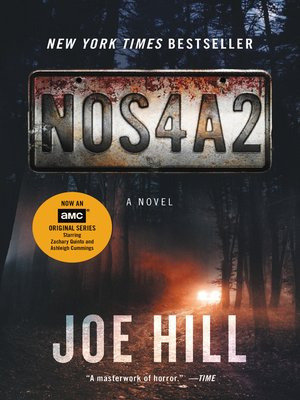 cover image of NOS4A2