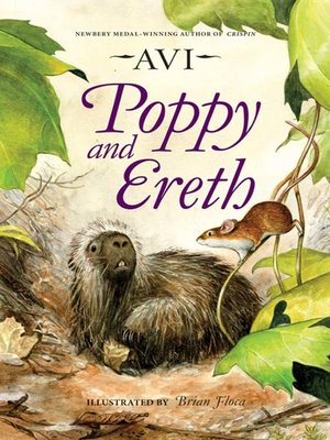 cover image of Poppy and Ereth