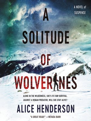 cover image of A Solitude of Wolverines