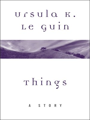 cover image of Things