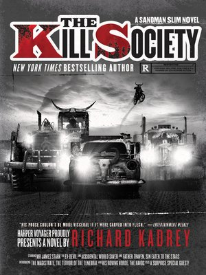 cover image of The Kill Society