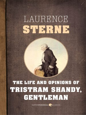 cover image of The Life and Opinions of Tristram Shandy, Gentleman