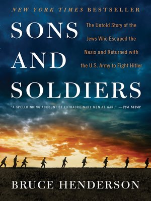 cover image of Sons and Soldiers