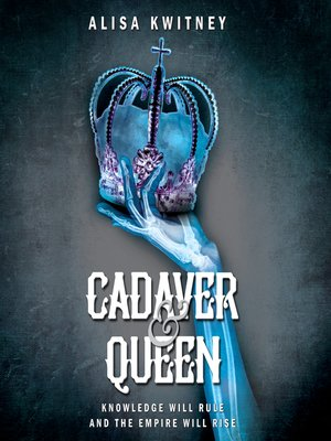 cover image of Cadaver & Queen