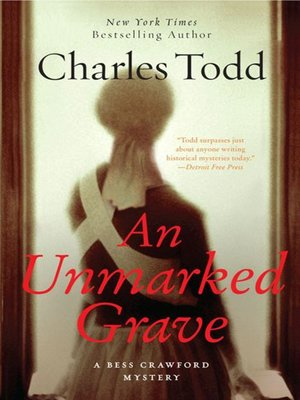 cover image of An Unmarked Grave