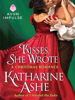 cover image of Kisses, She Wrote