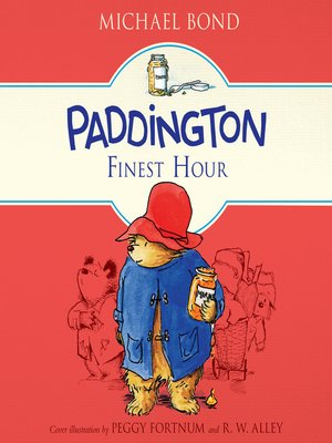 cover image of Paddington's Finest Hour