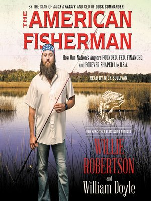 cover image of The American Fisherman