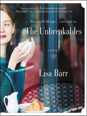 cover image of The Unbreakables