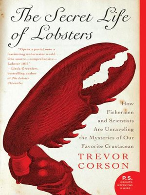 cover image of The Secret Life of Lobsters