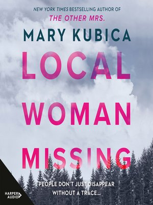 cover image of Local Woman Missing