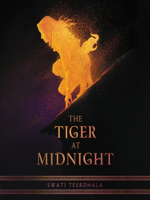 cover image of The Tiger at Midnight