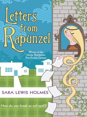 cover image of Letters from Rapunzel