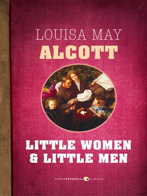 cover image of Little Women and Little Men