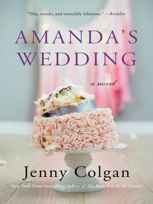 cover image of Amanda's Wedding