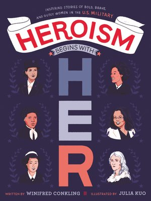 cover image of Heroism Begins with Her