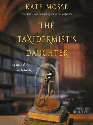 cover image of The Taxidermist's Daughter