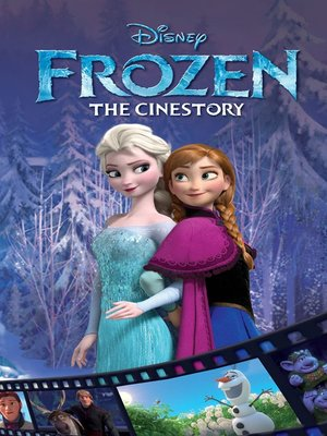 cover image of Frozen Cinestory