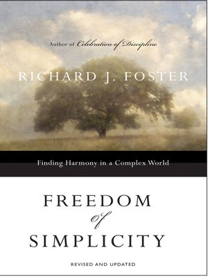cover image of Freedom of Simplicity