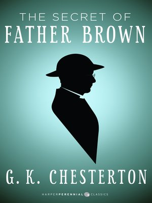 cover image of The Secret of Father Brown