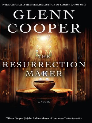 cover image of The Resurrection Maker