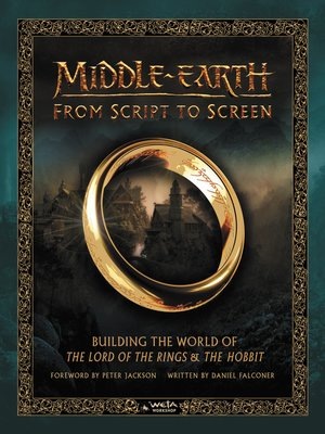 cover image of Middle-earth from Script to Screen