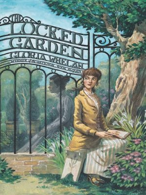 cover image of The Locked Garden