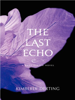 cover image of The Last Echo