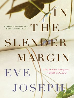 cover image of In the Slender Margin