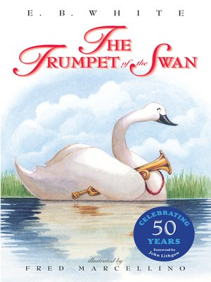 cover image of The Trumpet of the Swan