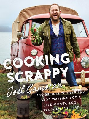 cover image of Cooking Scrappy
