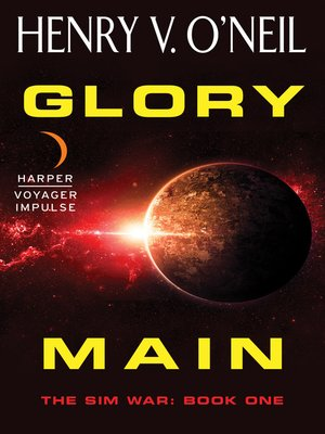 cover image of Glory Main