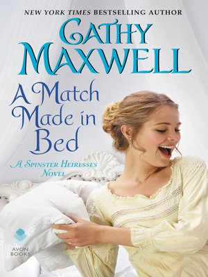 cover image of A Match Made in Bed