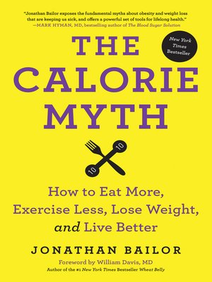 cover image of The Calorie Myth