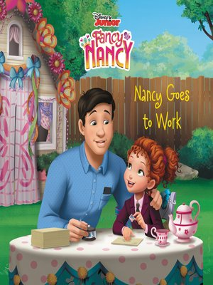 cover image of Nancy Goes to Work