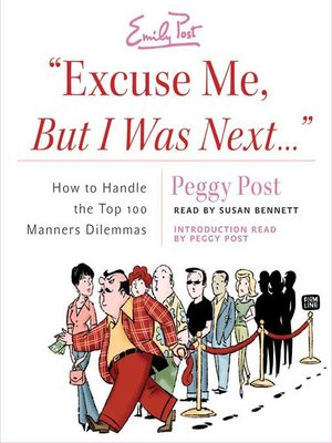 "cover image of ""Excuse Me, But I Was Next..."""
