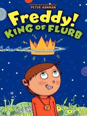 cover image of King of Flurb