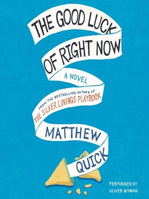 cover image of The Good Luck of Right Now